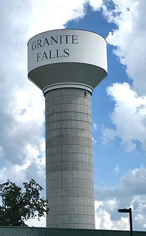 Granite Falls Water Tower